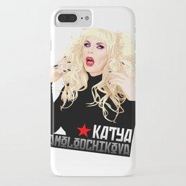 Katya Zamo, RuPaul's Drag Race Queen iPhone Case