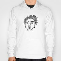 melissa smith Hoodies featuring Willow Smith by ☿ cactei ☿