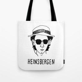 Heinsbergen (Royal Tenenbaums/Breaking Bad) Tote Bag