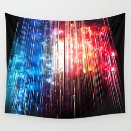 SUPERLUMINAL Wall Tapestry