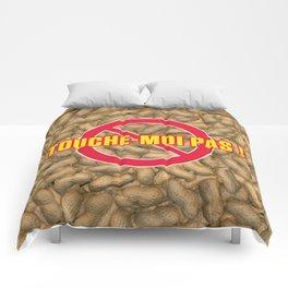 TOUCHE-MOI PAS ! Comforters