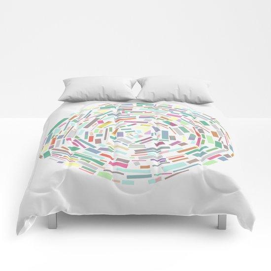 Round and Round Comforters