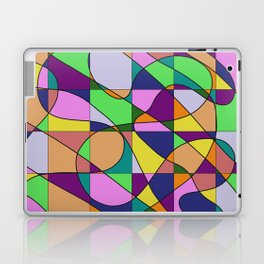 Pastel Pieces Laptop & iPad Skin