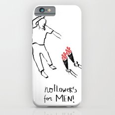 Flower men Slim Case iPhone 6s