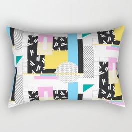 Love The 80s Rectangular Pillow