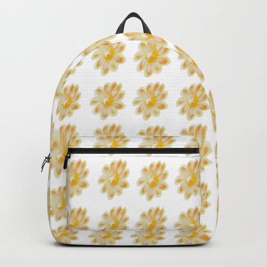 Golden Daisy Backpack