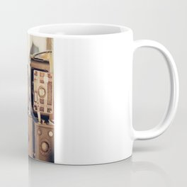 Old Cameras (Vintage and Retro Film Cameras Collection) Coffee Mug