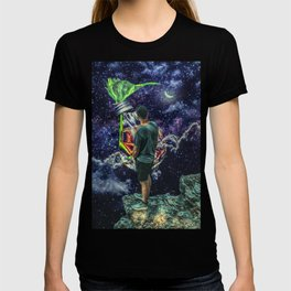 Conserving The Idea Of Nature  T-shirt
