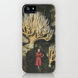 WONDER LAND iPhone Case