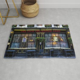 The Jack the Ripper Pub  Rug