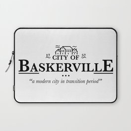 Baskerville Laptop Sleeve