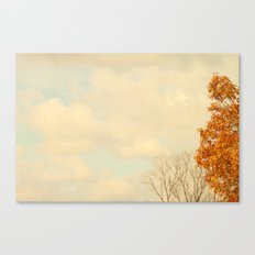 October Day's Canvas Print