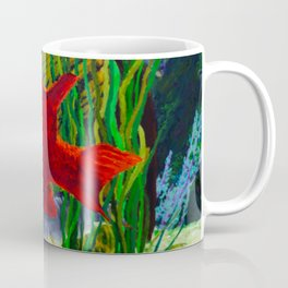 The Red Garibaldi Coffee Mug