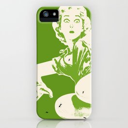 Ants attack iPhone Case