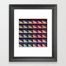 Musique Concrète Framed Art Print