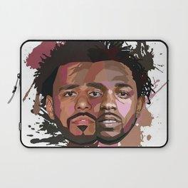 Kendrick Lamar J cole Portrait Laptop Sleeve