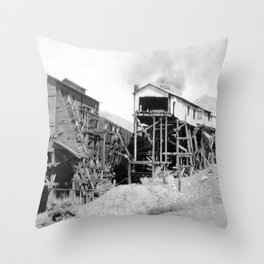 Sego, Utah 1926 Throw Pillow
