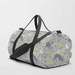 Folky Forest Duffle Bag