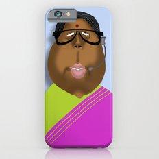 Mrs Curry iPhone 6s Slim Case