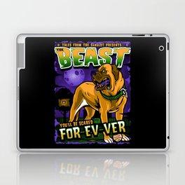 The Beast Laptop & iPad Skin