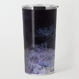 Longwood Gardens Christmas Series 124 Travel Mug
