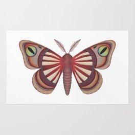 demon (made up moth) Rug