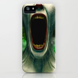 FACE YOUR FEARS (AMERICANHORRORSTORY) iPhone Case
