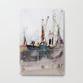 Fishermens friend Metal Print