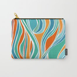 Campfire Abstract Carry-All Pouch
