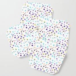 Paint Daubs Coaster