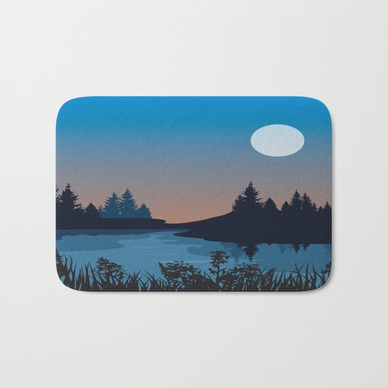 My Nature Collection No. 19 Bath Mat