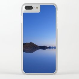 Salar De Uyuni Sunrise 3 Clear iPhone Case