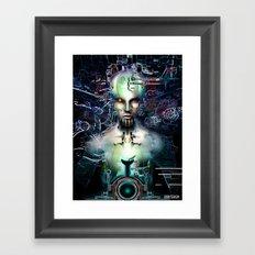 Evolve 2 Framed Art Print