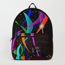 Midnight Party Backpack