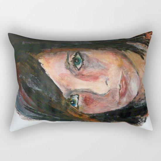 If We Had A Daughter Rectangular Pillow