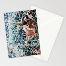 Frost Crawl Stationery Cards
