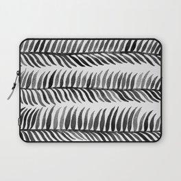 Black Seaweed Laptop Sleeve