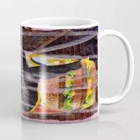 mac Mugs featuring Big Mac by Ibbanez