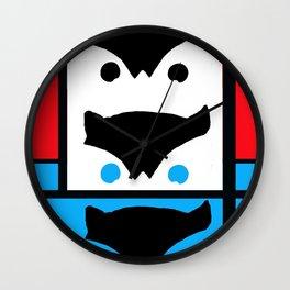 Modern Watcher Wall Clock