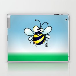 Bumbling Bee Laptop & iPad Skin