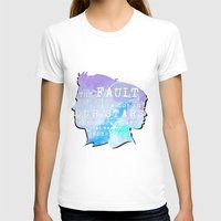 fault in our stars T-shirts featuring The fault in our stars by //SOLIDS//