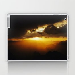 Canyon Sunset Laptop & iPad Skin