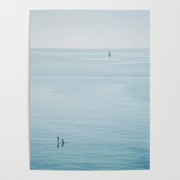 Ocean Calm Poster