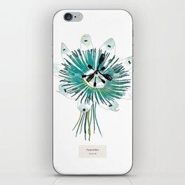 Passiportaflora iPhone Skin