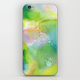 A Burst of Spring 2016 iPhone Skin