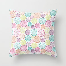 Beauty Wood Throw Pillow