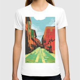 Italian Streets T-shirt
