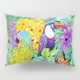 Nature's Sleeping Serenity Pillow Sham