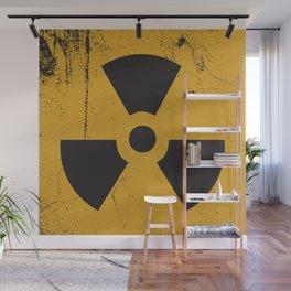 Radioactive Wall Mural