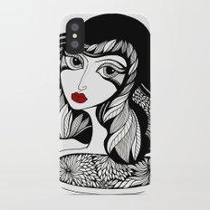NAOMI iPhone X Slim Case
